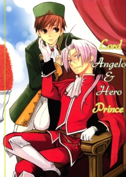 Lord Angelo and Prince Hero