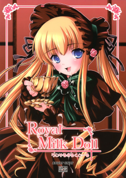 Royal Milk Doll