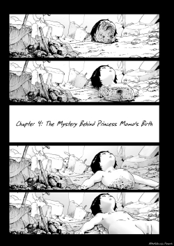 Momohime | Princess Momo Chapter 4: The Mystery Behind Princess Momo's Birth