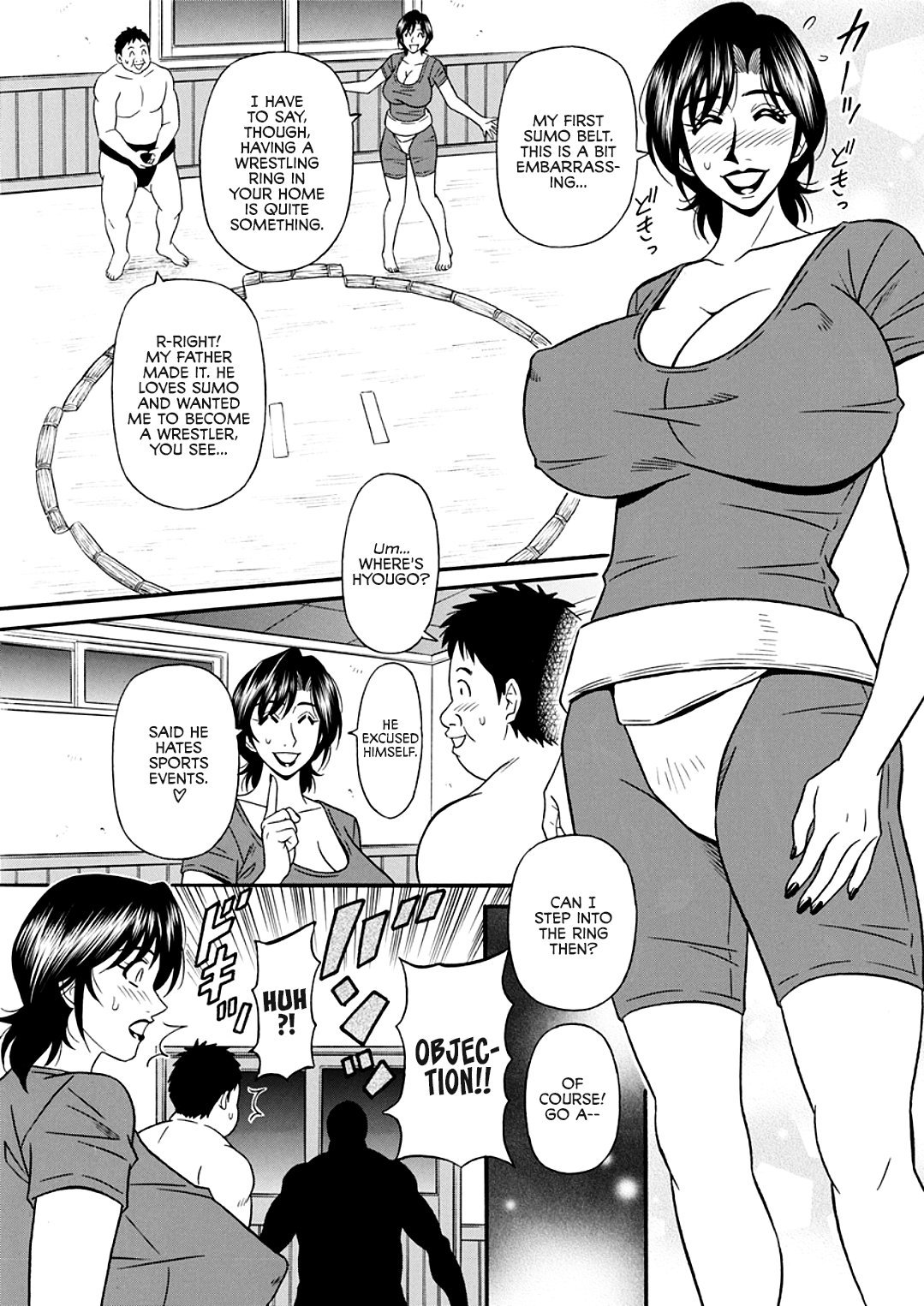 Hitoduma Shichou no H na Kaikaku | Married Major's Sexy Reform Ch. 1-4 page 25