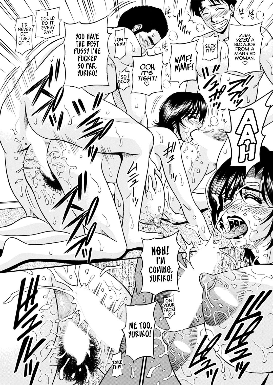 Hitoduma Shichou no H na Kaikaku | Married Major's Sexy Reform Ch. 1-4 page 51