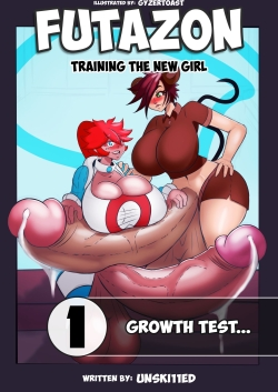 Futazon: Training The New Girl | Ch.1 Growth Test|