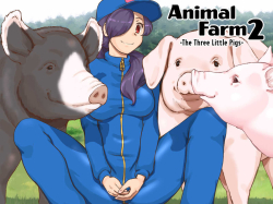 Doubutsu Noujou 3chan Hen - Animal Farm 2 The Three Little Pigs