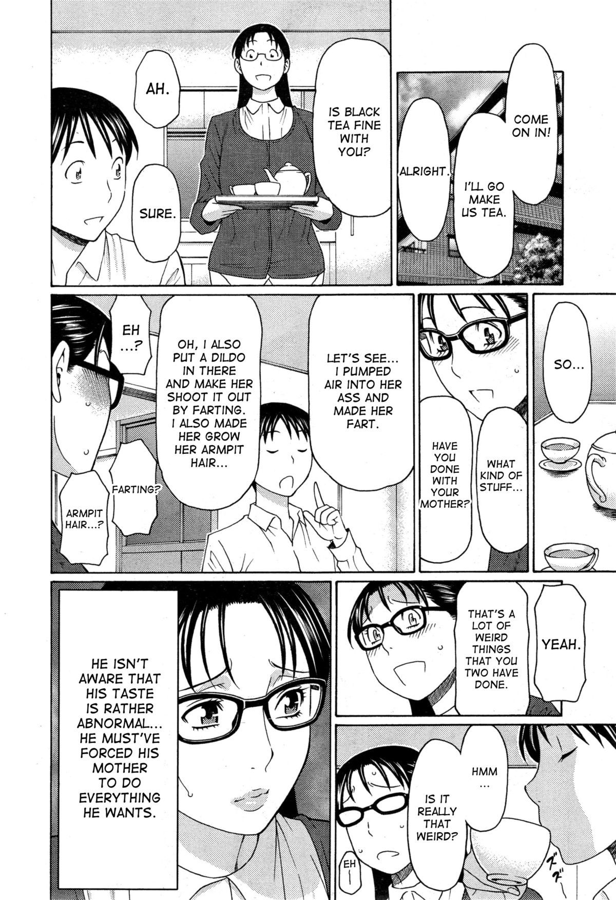 Itoshi no Musuko wa Dare no Mono ? | To Whom does My Beloved ChildBelong Ch. 1-4 page 30