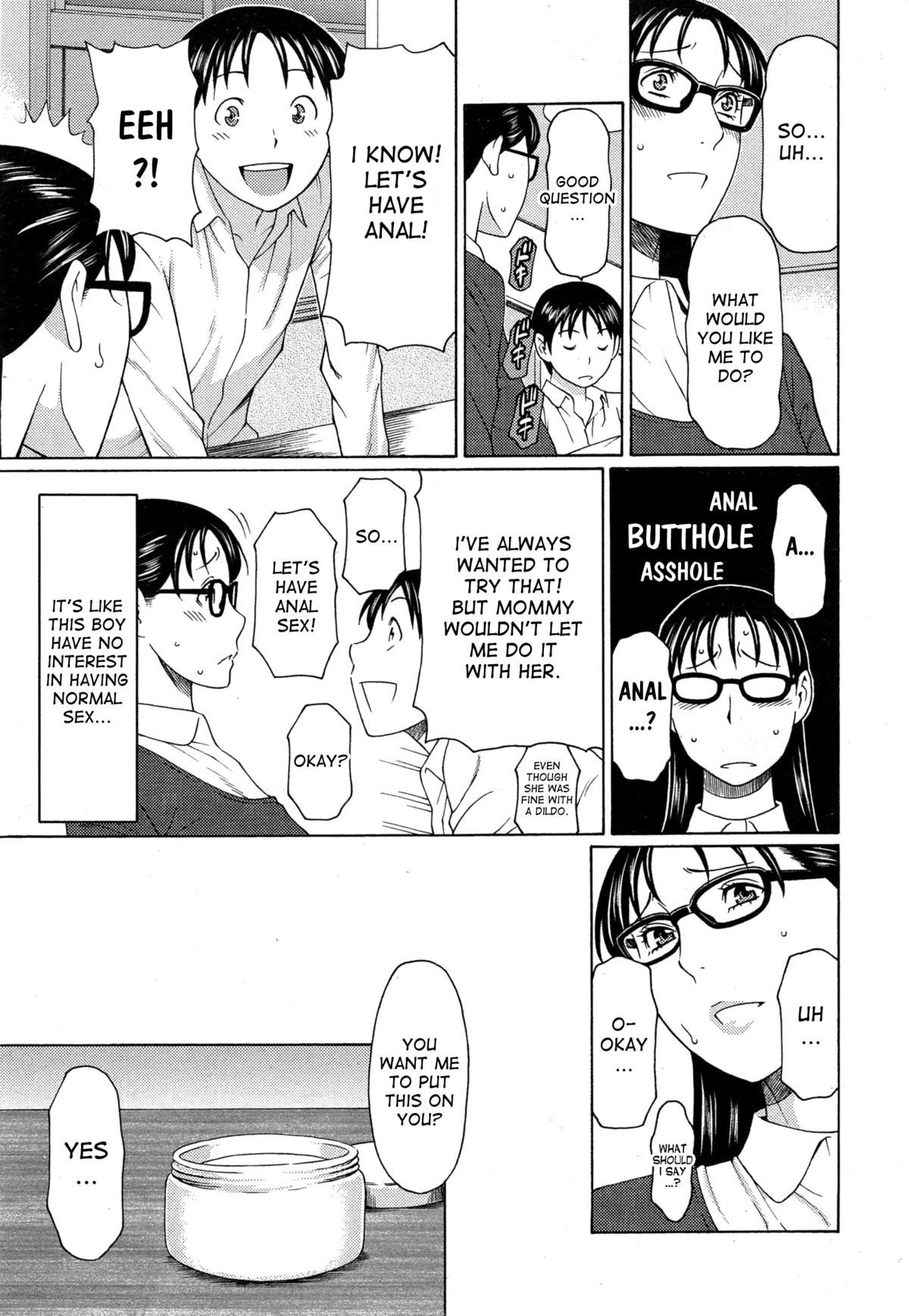 Itoshi no Musuko wa Dare no Mono ? | To Whom does My Beloved ChildBelong Ch. 1-4 page 31