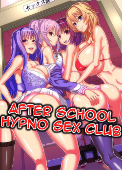 Houkago Saimin SEX bu | After School Hypno Sex Club